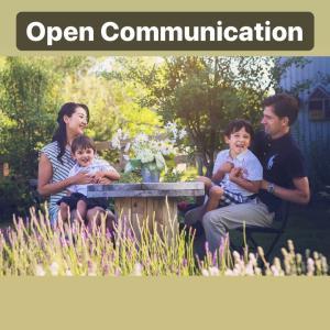 オープンコミュニケーション
