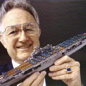 宇宙船設計家ウィリアム・トンプキンス独占インタビュー