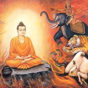 仏陀の教えでニコリとかわして行きましょう!