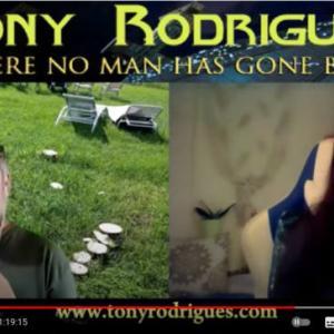 20&Backを体験したトニー・ロドリゲスのインタビュー