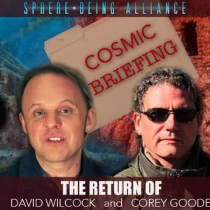 コーリー・グッドとデービッド・ウィルコックの対談・再会