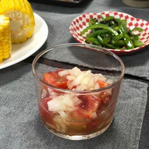 お酢を使ったレシピ。