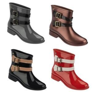 【アンダー2万】日本未発売 メリッサ Melissa x Vivienne Westwood Moon Dust レインブーツ 雨の日用ブーツ 全4色