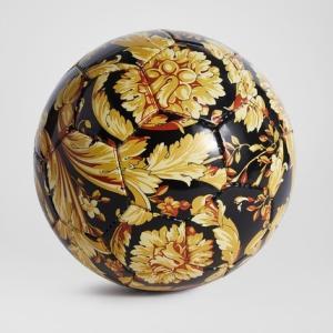 【カモン!バロック】VERSACE ヴェルサーチ バロック サッカーボール / ラグビーボール