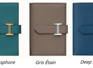 【日本未入荷カラー】 HERMES エルメス Bearn ベアン 上品&持ちやすいのはミニ財布