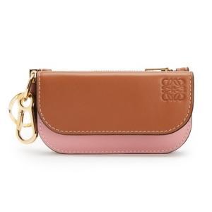 【大人のミニ財布】使える! LOEWE ロエベ ゲート ウォレット ミニ  コンパクト財布