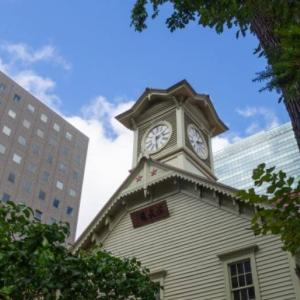 札幌時計台とテレビ塔に最初は時計がなかった話