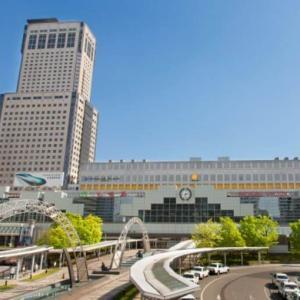 JR札幌駅北口拡張工事 11番線ホーム設置のため直下の店舗閉店 シンボルアーチ撤去も