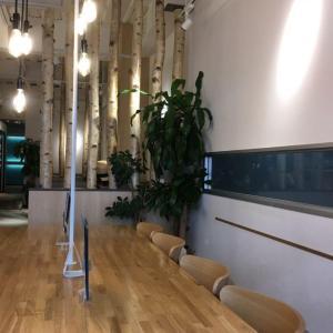 OJ珈琲 食べもの屋cafe琴似店、オシャレなカフェ空間で豊富メニュー ふわとろパンケーキも
