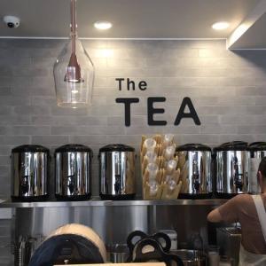 台湾タピオカ専門店「The TEA」西区琴似にプレオープン