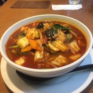 マーラー麺 3辛  花木蘭