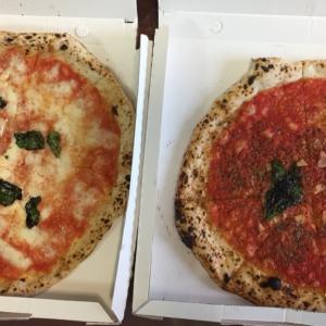 ピザをテイクアウト