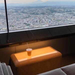 浅草 & 今日の風景 富士山