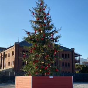 赤レンガ倉庫クリスマスマーケット
