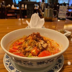 冷やし中華③重慶飯店 冷やし坦々麺