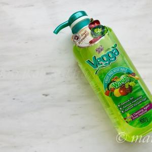 タイで見つけた果物&野菜用洗剤「ORGANIC CHOICE」と「Vegga」