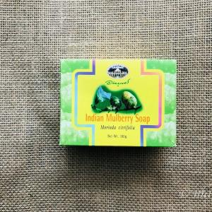 タイのノニ石鹸(インディアンマルベリー)で洗顔してみた 奇跡のフルーツパワーで美肌の予感【アバイブーベ】