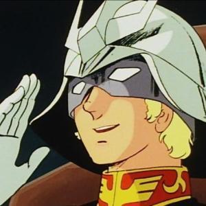 ガンダムで変態みたいな仮面つけたやつが芝居がかった口調で「人の本質とはー地球環境とはー」とか語り出す展開って必要か?