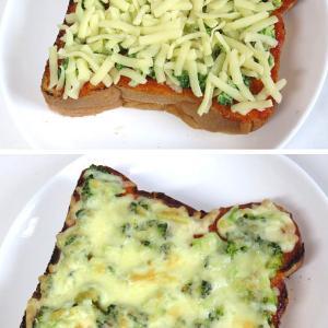 朝ご飯はほぼパン