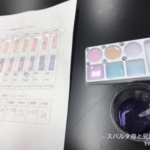 月例と校舎順位と理科実験