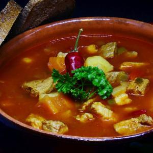 darlingレシピ!ハンガリー料理「インゲンのフーゼレーク」