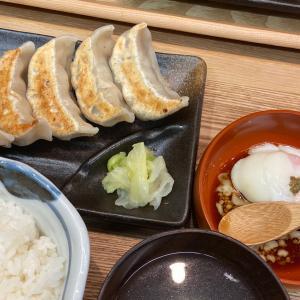 肉汁餃子のダンダダンでランチ 20.11.19
