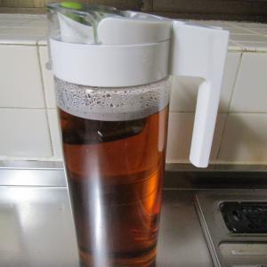 毎日麦茶2ℓ多いかな?
