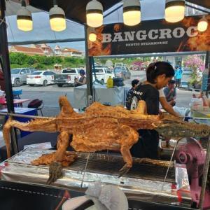 シンガポール・タイ旅行記3)ワニを食べてみたい方、どうぞバンコクへ