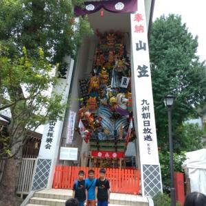 【お祭りレポート】博多祇園山笠は「流舁き」と「朝山」がおすすめ