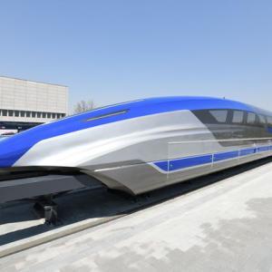 中国 2021年までに600km/hのリニアモーターカー実用化?!