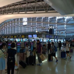 シンガポール・バンコク旅行記1)深夜のJEWELを見学!やはり凄かった!