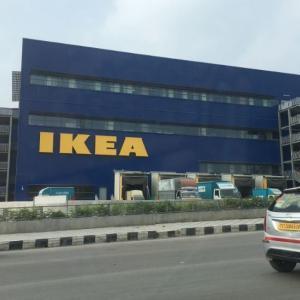 インドのIKEAに行ってみた