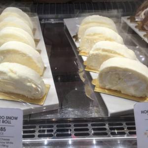 これは凄い!北海道を思い出すロールケーキ@BreadTalkブレッドトーク