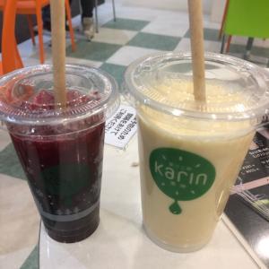 果汁工房karin