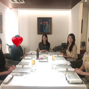 フランス料理テーブルマナー講習を開催いたしました