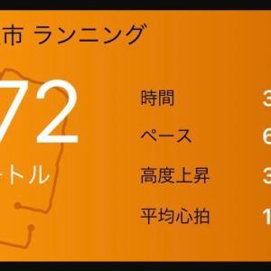 撃沈…?  そして大阪マラソン