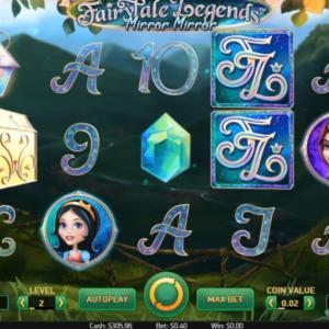 フェアリーテイルレジェンドミラーミラー【Fairytale Legends: Mirror Mirror】で1万円の大負け