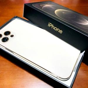 若者友人 iPhone12 Proへ機種変更