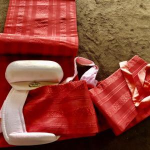 五尺帯 一巻きハンドメイド 京枕も便利
