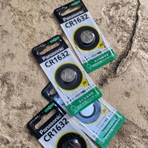 エアモニ3.1 電池交換