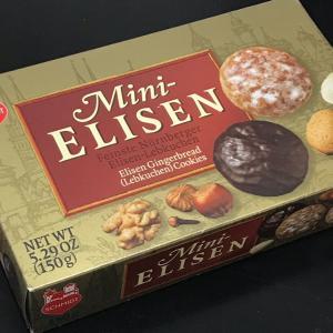 お土産【mini ELISEN】ドイツのお菓子☆