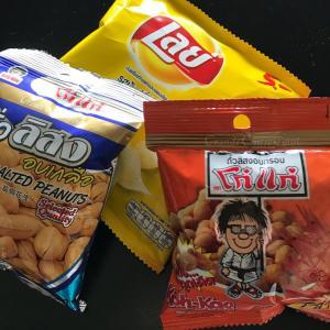 タイのスナック菓子☆