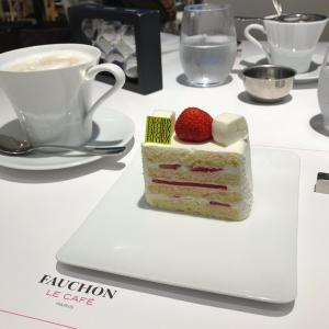 【FAUCHON】フォション ル・カフェで☆