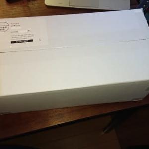 QSLが箱で届いた!