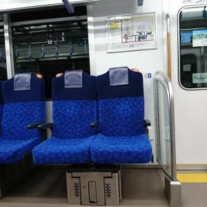 西武新宿線に乗って