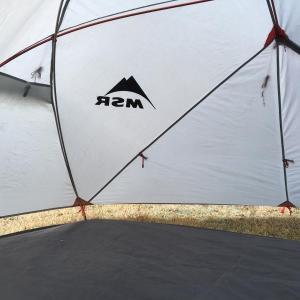 コールマンのテント撥水剤を使用してみた!