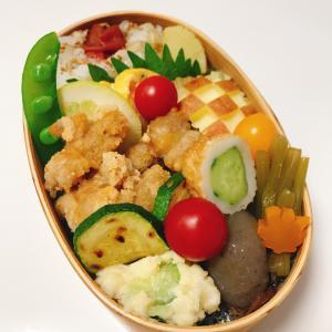 今日のお弁当〜(*^^*)