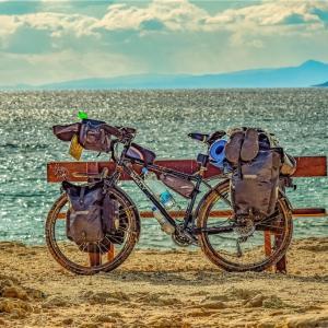 【過去旅】16歳で自転車で日本一周した私がチャリ旅の装備や準備すべき事を紹介する