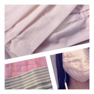 手づくりマスクと性能