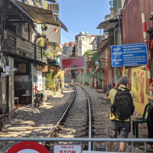 【ハノイ観光】出発までの時間つぶしで街を散策